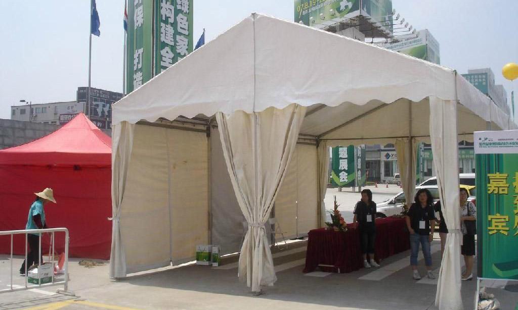 活动篷房案例