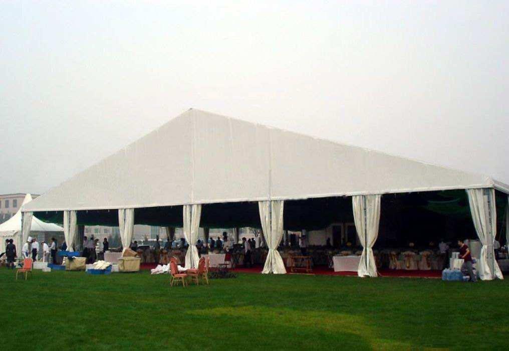 展览篷房案例